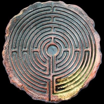 Kretisches Labyrinth