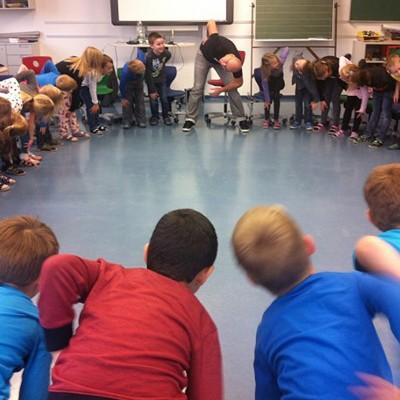 BumBumClap(c) Volksschule Vorau